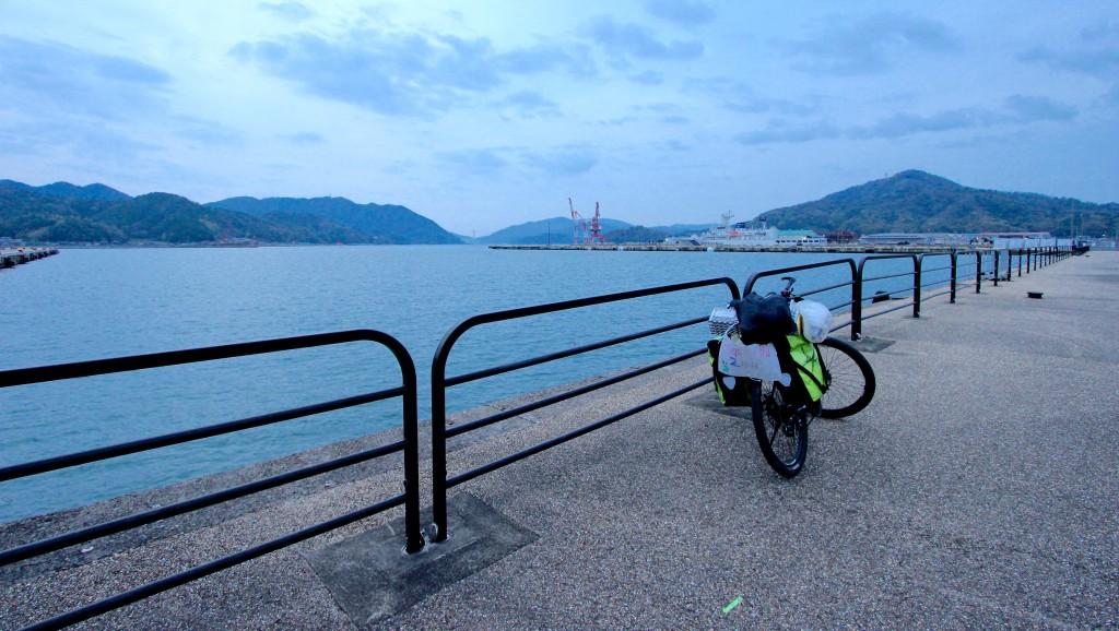 【日本一周】日本列島の反対側、日本海へ!この海が続く先には・・・!?