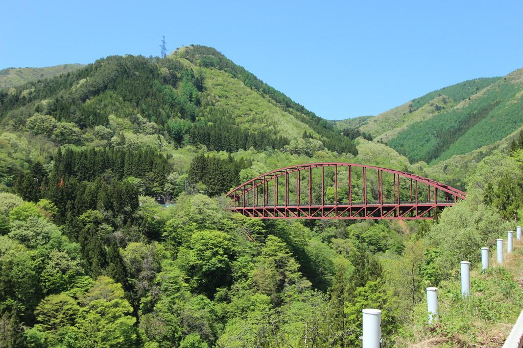 標高1043m、三国峠(群馬県)へ自転車で挑戦!【日本一周】