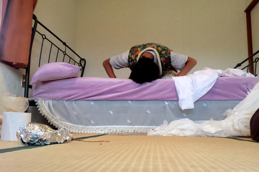 【日本一周】奇跡の救世主登場。ああ、これで温かいベッドで寝られる・・・。