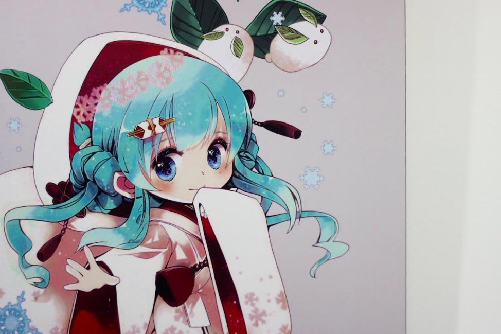 【日本一周】雪上の天使!新千歳空港にある、「雪ミクスカイタウン」へ癒されにいってきたよ!