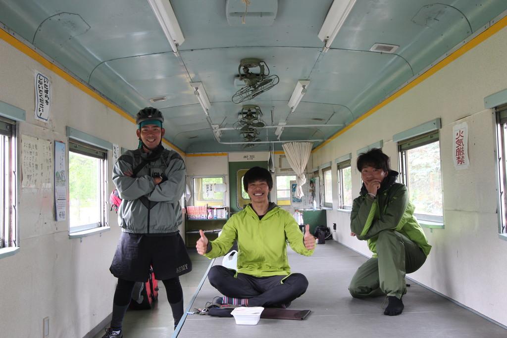 【日本一周】散り散りになる腐れ縁3人組チャリダー。オホーツクラインさ、アップダウン激しすぎだわ・・・。【日本一周】
