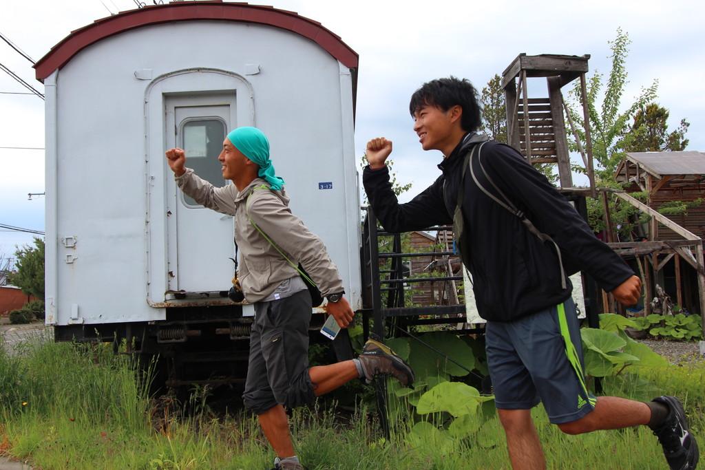 【日本一周】日本一周徒歩ダーと行く!美瑛の丘周辺30kmを徒歩で回ってみた。一面に広がる絶景・・・ここは本当に日本?