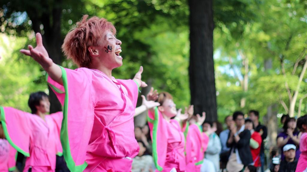 【日本一周】YOSAKOIソーラン祭りで生きてるのか死んでるのかわからないほど全力で踊って、イキロ!!!