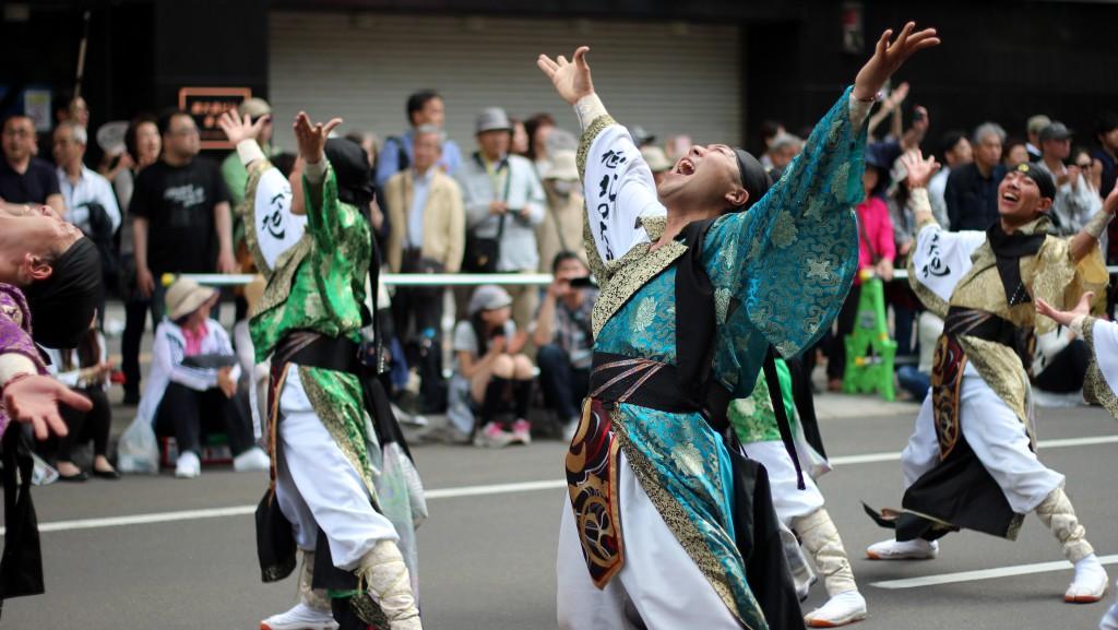 【日本一周】YOSAKOIソーラン祭り!ただ無我夢中に歩んでいく。