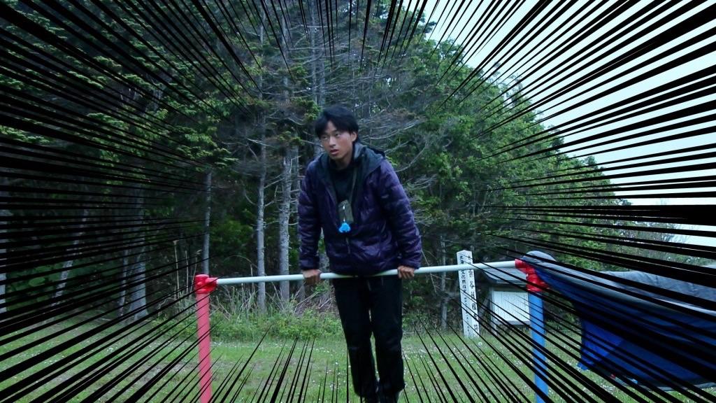 【日本一周】日本列島最北端のブランコと鉄棒とすべり台を制覇し、最北端の公園で寝る。