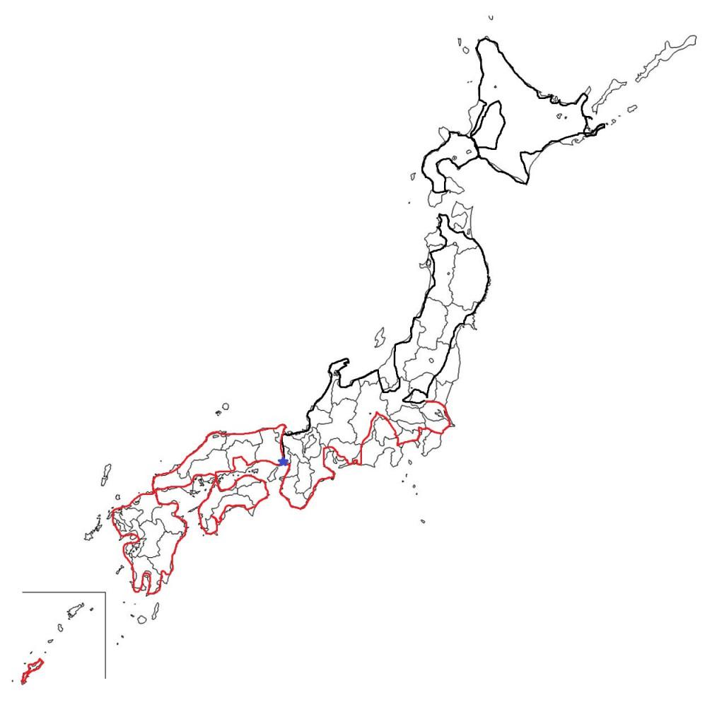 【進捗報告】自転車日本一周で走ったルートと、今後の走行ルート・日程について。
