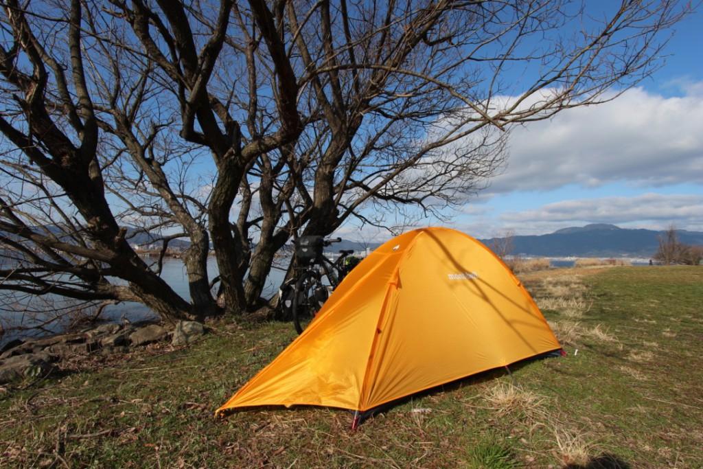ソロキャンプには「モンベル ステラリッジテント 1型」が最強でおすすめ!【商品レビュー】