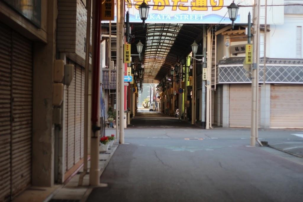 【日本一周】日本三大朝市「勝浦朝市」へ。しばし新宮市にて引きこもります。【那智勝浦町〜新宮市】