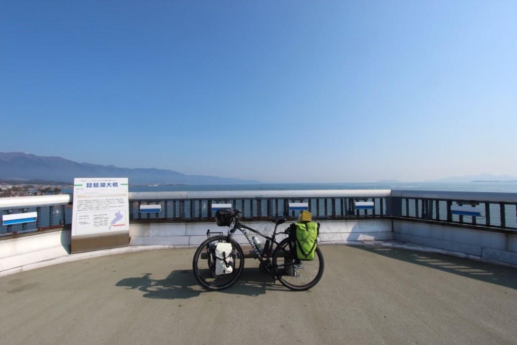 自転車で2泊3日まったり琵琶湖一周(ビワイチ)!周辺の観光スポット・ルートなどまとめ