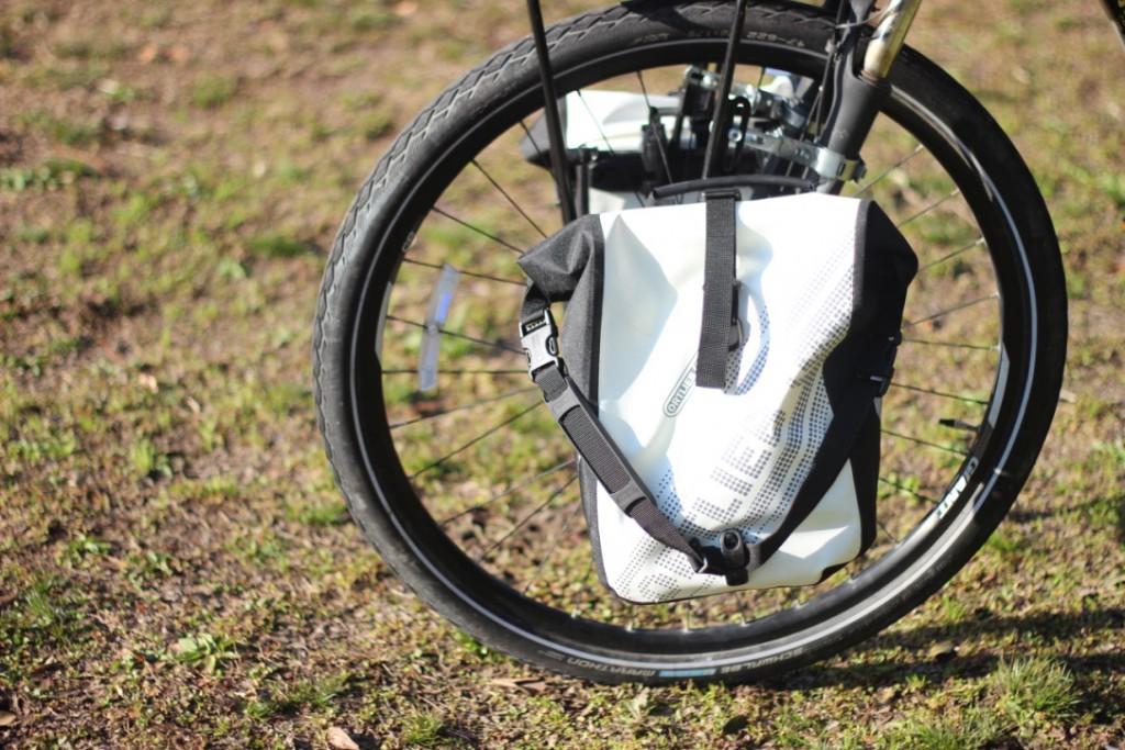【自転車旅行専用】オルトリーブ(ORTLIEB)サイドバッグ を1年間使った感想を述べる
