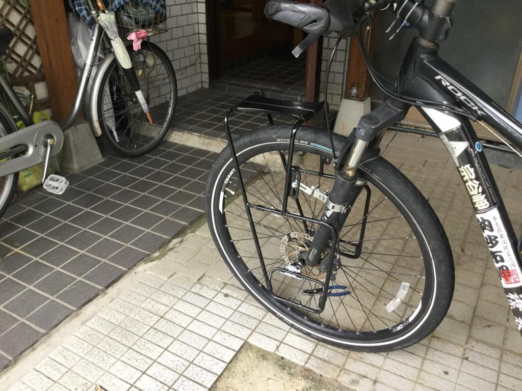 【MT-4000SF】ミノウラの29er対応マウンテンバイク専用キャリアを紹介!取付方法や商品レビューなど【フロントキャリア】