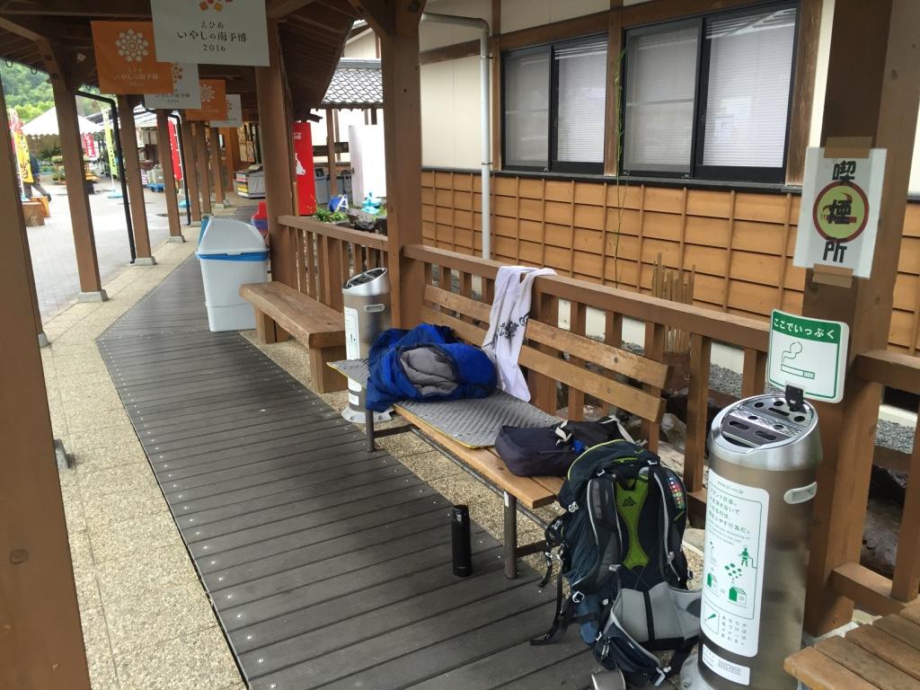 【59日間】四国歩き遍路の野宿・宿泊場所をまとめてみた。【公園・道の駅・善根宿】