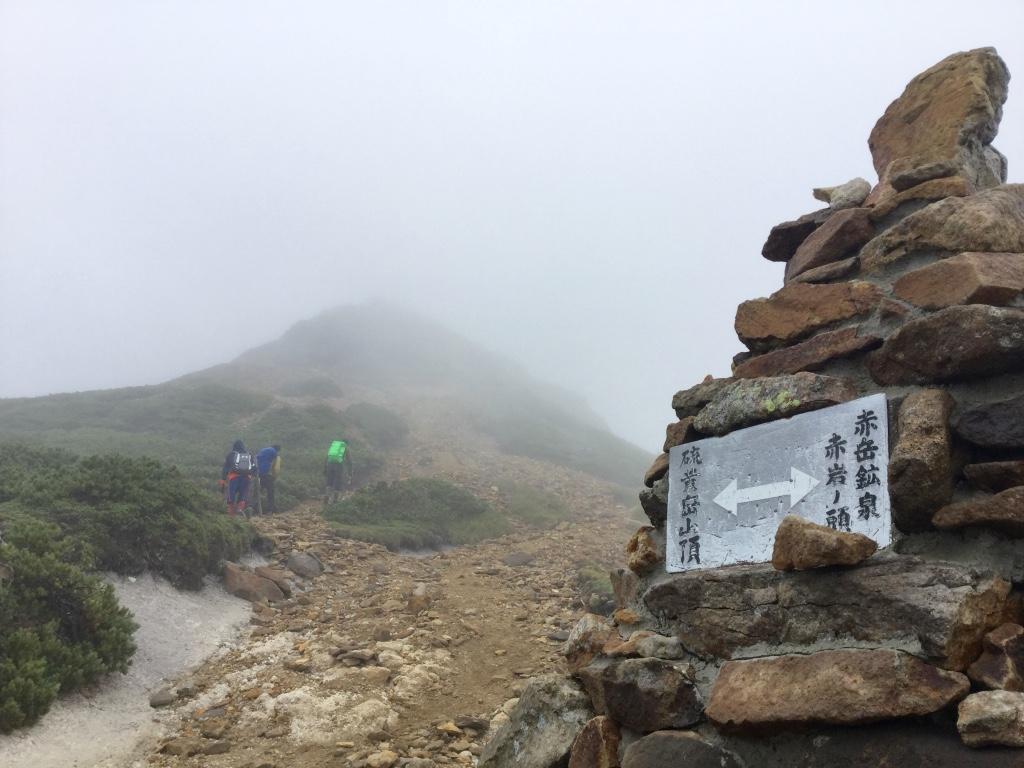 山登り初心者が「八ヶ岳・硫黄岳(標高2,760m)」に挑戦してみた!【日帰り登山】