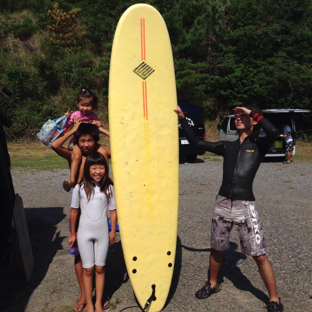 人生で初めてサーフィンを体験してみた話。【高知県生見サーフィンビーチ】