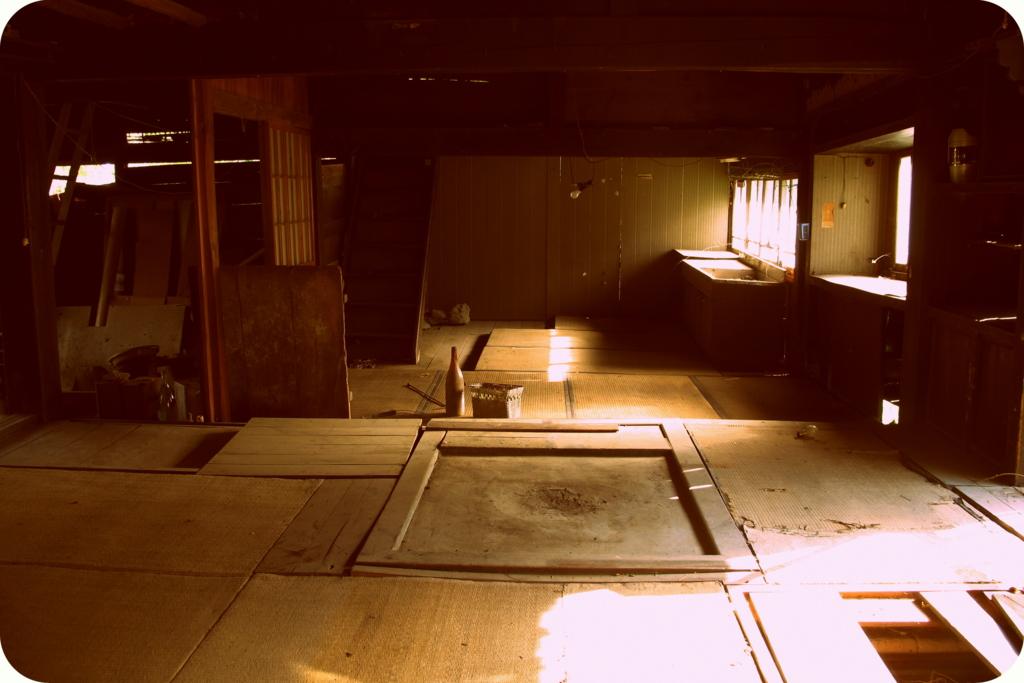 囲炉裏を復活させよう!古民家リノベーションで「囲炉裏復活プロジェクト」はじまるよ。