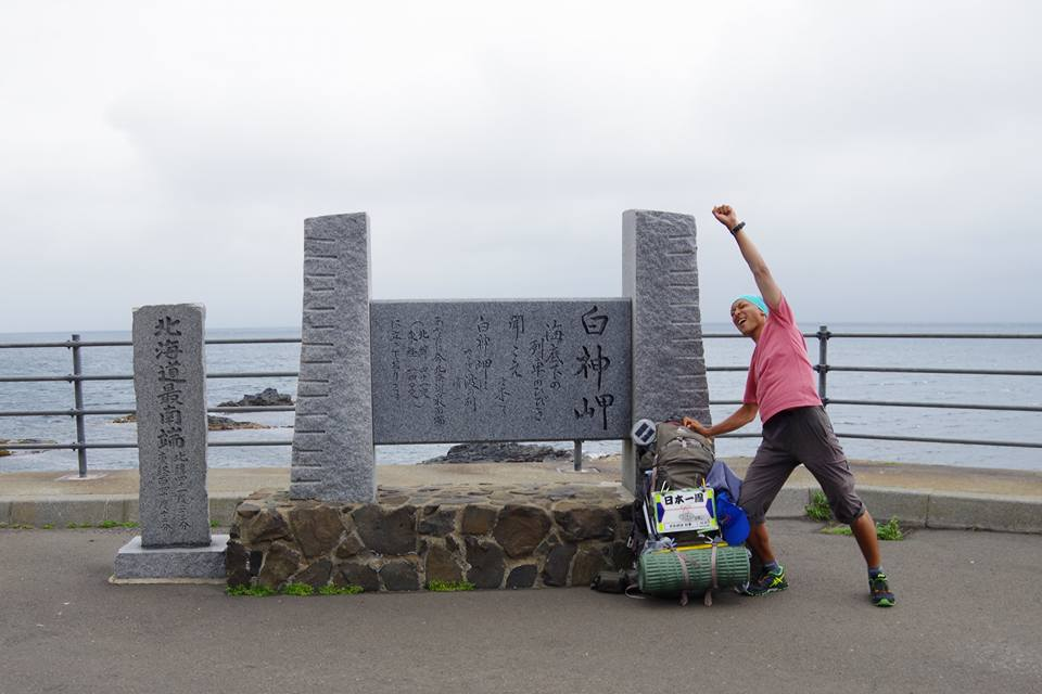 「徒歩」で3年間・12000km歩いて日本一周し、全国に「あしあと」をつなげる。日本一周お散歩旅人・さるぼぼさんインタビュー