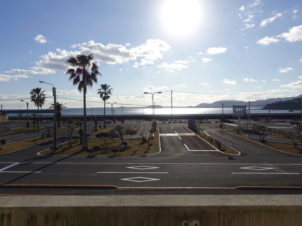 目の前が海!長崎県の「五島自動車学校」の合宿免許にいってきたのでレポート【五島列島】