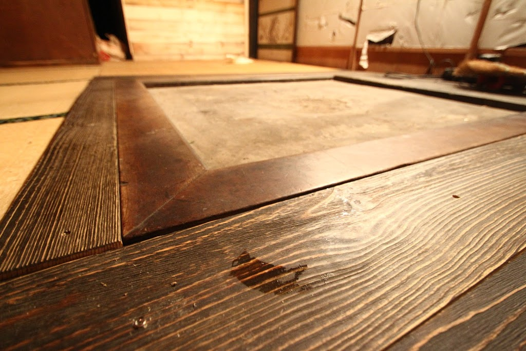 「囲炉裏復活プロジェクト」完結編!築100年の古民家に囲炉裏を復活させたよ!