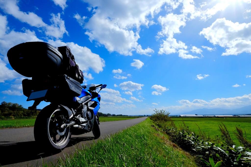 バイクで日本一周旅行をしよう!必要な道具・車種・予算の総まとめ