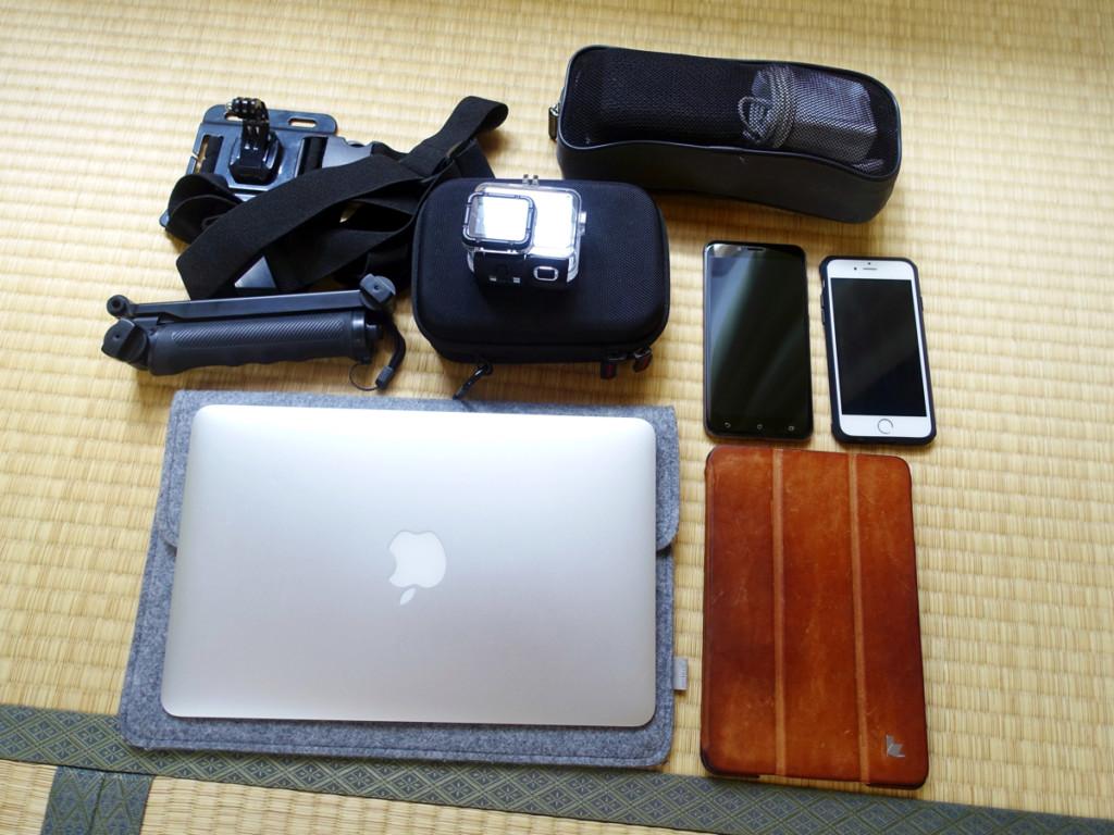青春18きっぷ旅行を快適に過ごすために必要な道具・装備一覧を紹介!【チェックリスト】