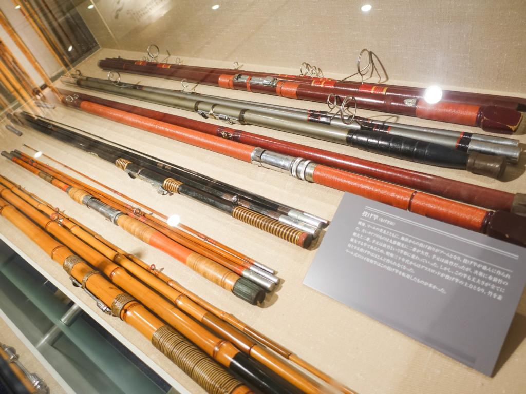 【東京都心】無料見学可能!歴史ある釣具満載の「釣り文化資料館」を見学してみた