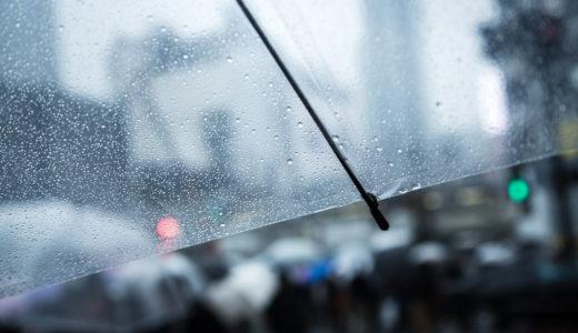 【メバリング】雨はメバルにどんな影響を与える?悪天候下の攻略法