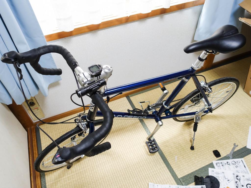 【手順解説】インターネット通販で購入(amazon)した自転車を組み立ててみた!
