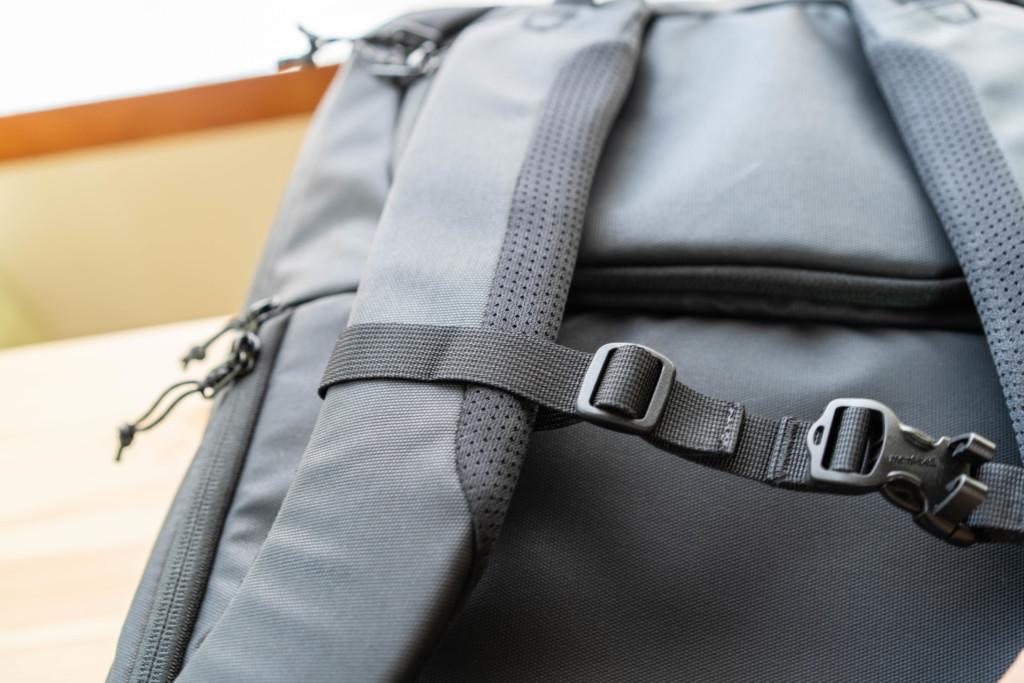 【移動に便利】バックパックのチェストベルトを後付けする方法まとめ