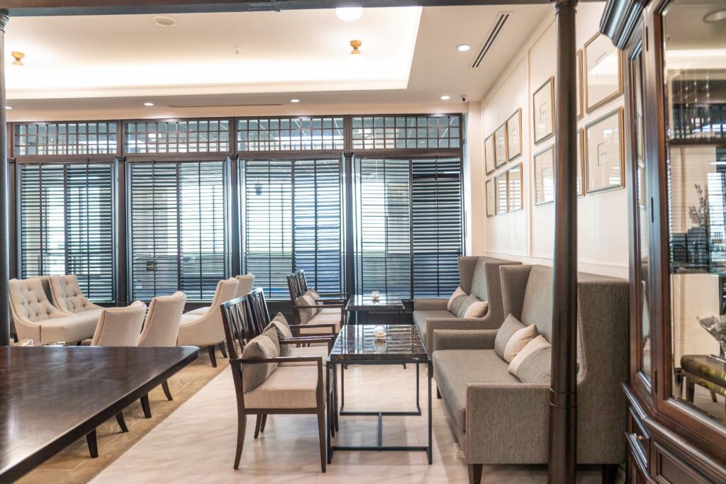 ドンムアン空港の国内線でプライオリティパスラウンジを利用してみた!【The Coral Executive Lounge】