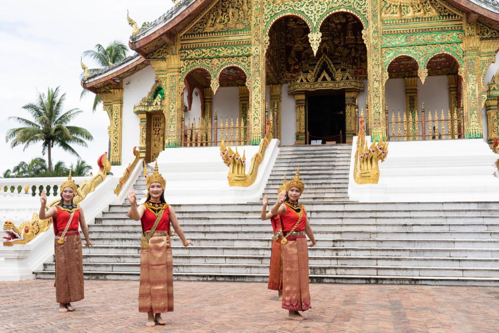【世界遺産】ルアンパバーンの有名寺院めぐり+α!ワット・シェントーン、ワットマイなどの探検記