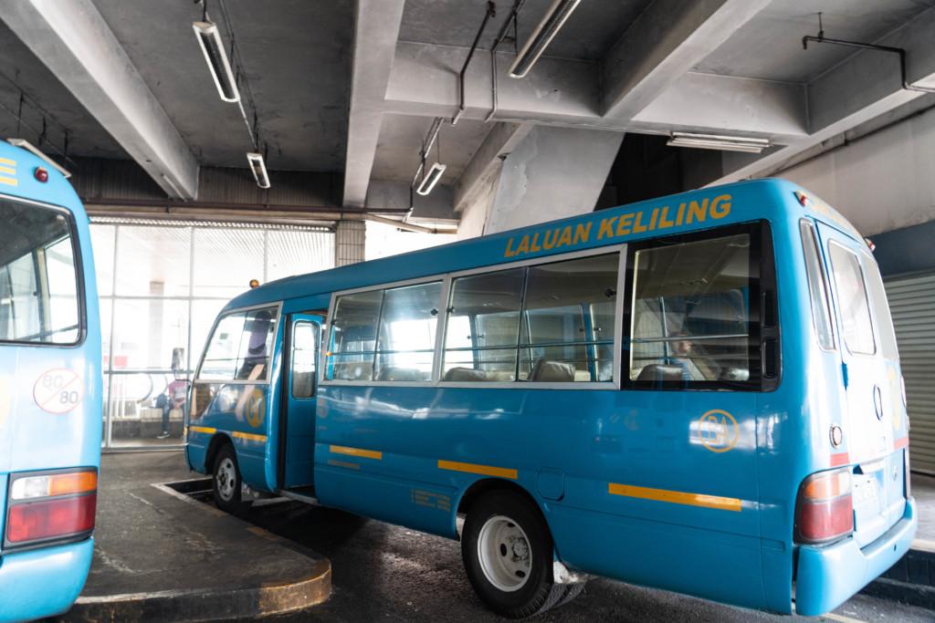 【ブルネイのバス事情】市内バスの乗り方・時刻表・路線図まとめ